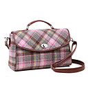 Women's Fashion Sweet Lattice Crossbody Bag
