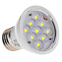 E27 3W 9x5630SMD 240-270LM 6000-6500K Natural White Light LED Spot lamp (85-265V)