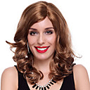 Capless High Quality Synthetic Long Curly Blonde Hair Wigs