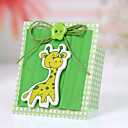 Cute Giraffe Favor Box (Set of 12)