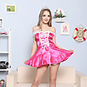 Innocent Girl satin rose Princesse Costume (2 Pieces)