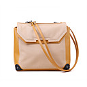 Women's Fashion Solid Color Crossbody Bag