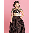 Gorgeous Faux Fur Flower Girl Special Occasion Shawl (More Colors)