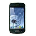 I9300 cran tactile 4,0 pouces Capcitive WIFI TV FM Cell Phone Camra