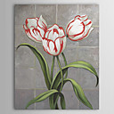 Hand Painted Oil Painting Floral 1305-FL0127
