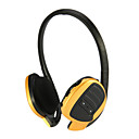 Esporte Headset Micro SD / TF Headphone Mp3 Player-K01