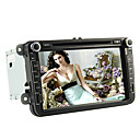 8 de polegada carro dvd player para volkswagen (gps, tv, ipod, rds)