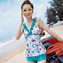 Women's Fashion Straped Two-piece Swimsuit