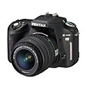 Pentax K100D 6.1MP Digital SLR Kamera Shake Reduction