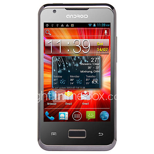 Arc - Android 4.0 Smartphone with 3.5 Inch Capacitive Touchscreen (Dual SIM, WiFi)