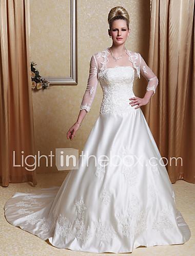 Vestido De Noiva! Casamento No Jardim ! LIGHT IN THE BOX!~ Vestido De Noiva Casamento No Jardim